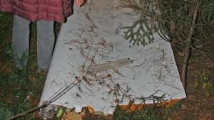 Abgestürztes Flugzeugteil war verrostet