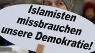 Hessen verstärkt den Kampf gegen Salafisten