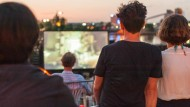 Filme im Freien