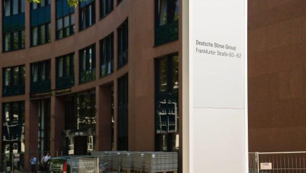 Börse kein Vorbild: Frankfurter Firmen besonders ortstreu
