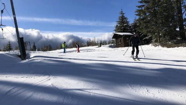 """Es geht ja ums Skifahren"""