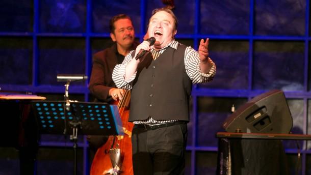 Burgfestspiele Bad Vilbel - Konzert Gustav-Peter Wöhler