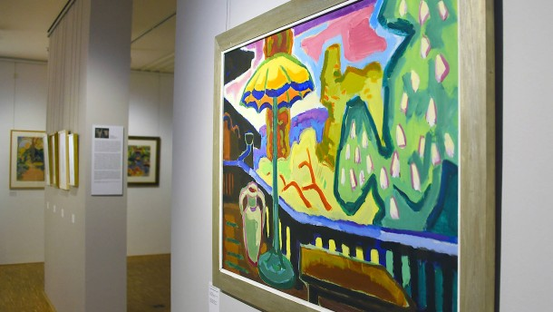 Leihgaben für Tate Modern und Centre Pompidou