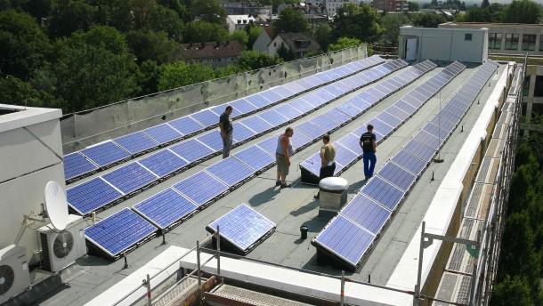 Bad Homburg will eine grüne Stadt werden