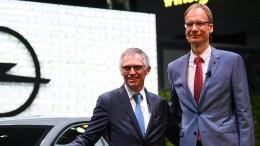 """""""Opel-Sanierung hart, konsequent und erfolgreich"""""""