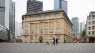 Deutsche Bank veräußert ihre Filiale