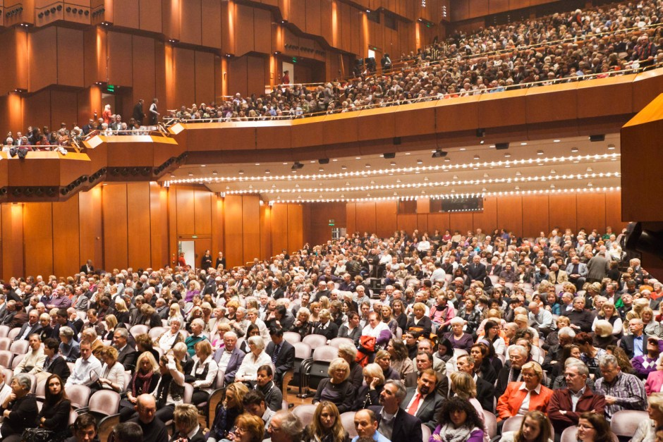 Blue Man Group Frankfurt Alte Oper