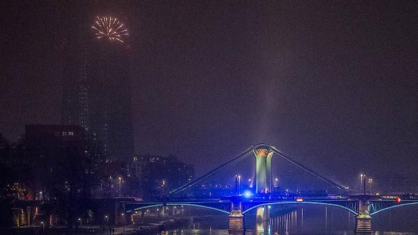 Ruhige Feier ins neue Jahr