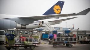 Handystreit bei Lufthansa geht in nächste Runde