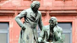 Neuer Glanz für Jacob und Wilhelm Grimm