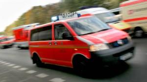Rettungsdienste werden stärker in Anspruch genommen