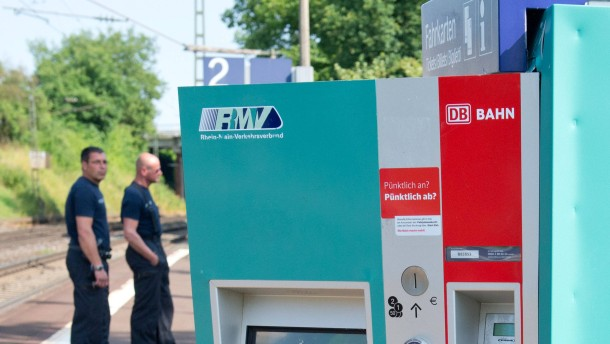Wieder Anschläge auf Fahrkartenautomaten