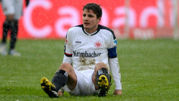 Fussball 1. Bundesliga /  Hannover 96 - Eintracht Frankfurt