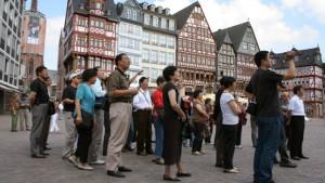 Frankfurt auf Platz vier der beliebtesten deutschen Reiseziele