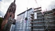 Frankfurter Altstadtwohnungen werden verlost