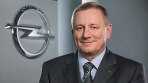 Vertriebsmann Küspert wird auch Marketingchef von Opel