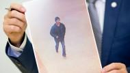 Mutmaßlicher Entführer in Asien gefasst