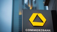 Commerzbank erhöht Kapital um zehn Prozent