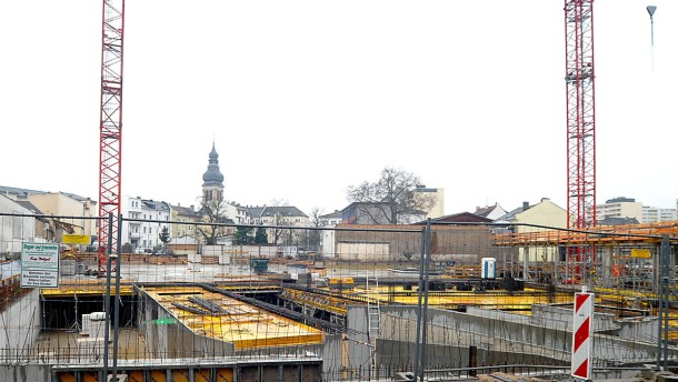 Wohnungen 20 Prozent günstiger als in Frankfurt