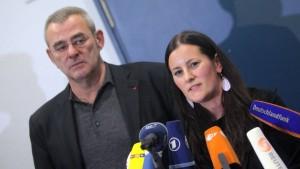 Linken-Chef wählt Verfassungsrichter mit