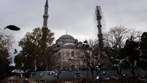 Besorgte Blicke nach Fatih