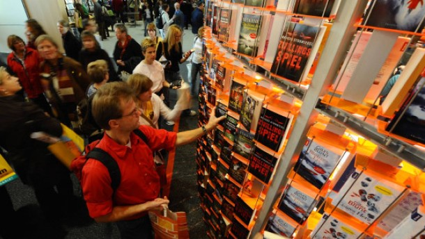 Buchmesse in diesem Jahr mit weniger Festen