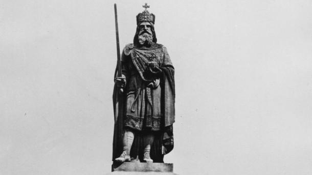 Karl der Große als Kopie