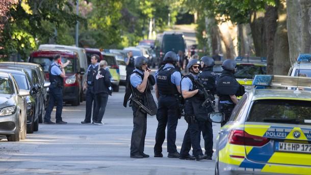 Fünfte Festnahme nach Schießerei in Wohngebiet