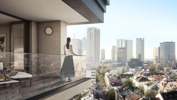 """Wohnungen für viele oder Luxus für die """"happy few"""""""