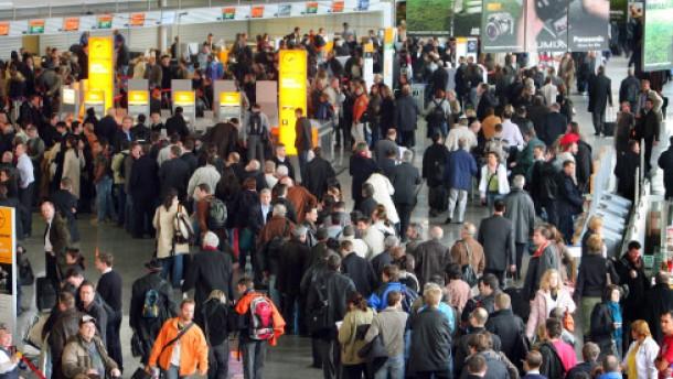 Lufthansa lobt den Frankfurter Flughafen neuerdings