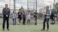 """Sport in Frankfurt: """"Dachflächen von Aldi und Lidl für den Sport"""""""