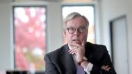 Hat einen Fünf-Jahres-Vertrag unterschrieben, bleibt aber nur zwei Jahre an der EBS: Rolf Wolff