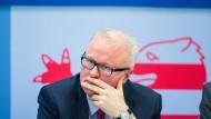 Hofft auf neuen Vorstoß zur Regelung des Glücksspielmarkts in Deutschland: Thomas Schäfer, Aufsichtsratschef von Lotto Hessen