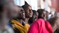 Gute Aussichten: Das neue Jugendhaus soll den groß gewordenen Waisen eine Perspektive und einen guten Start ins Erwachsenenleben bieten.