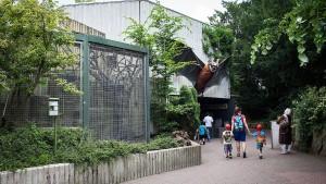 Neue Freunde für den Frankfurter Zoo