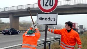 Hessen lockert Tempolimit auf Autobahnen