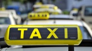 Taxifahren in Frankfurt wird teurer
