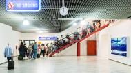Übernahmekandidat: Der Flughafen auf Kreta zählt zu den 14 Regiional-Airports in Griechenland, die Fraport gerne übernähme