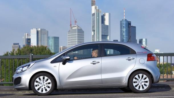 Billig-Anbieter mischt Carsharing-Branche auf