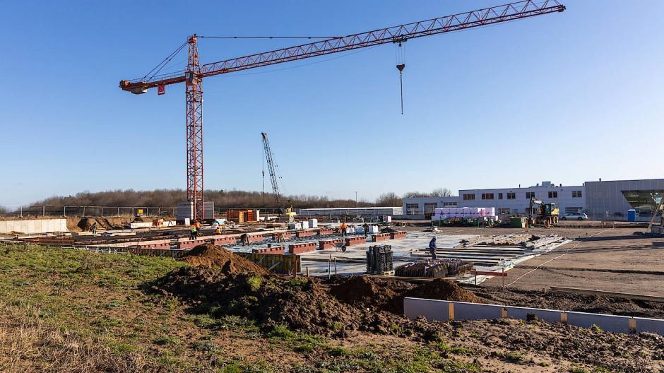 Wachstum: In Hessen sind Darmstadt und Offenbach Motoren.