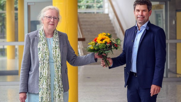 Thomas Nauss neuer Uni-Präsident