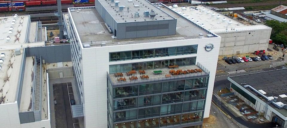 neues opel-entwicklungszentrum stärkt rüsselsheim