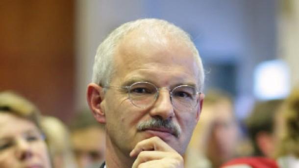 Präsident Prömel setzt auf wissenschaftlichen Nachwuchs