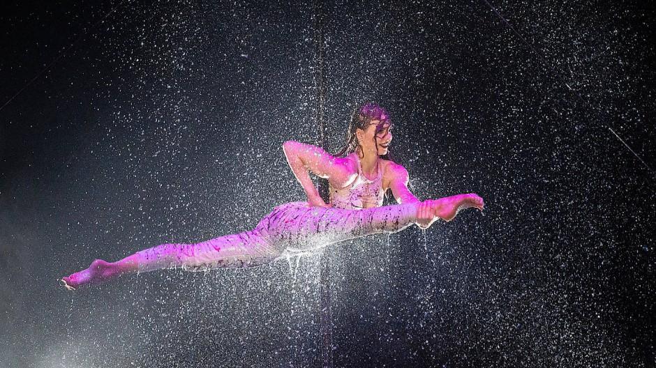 Purple Rain: Artistin Olha Peresada