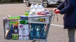 Inflationsrate steigt optisch stark – Arbeitsmarkt hellt sich auf