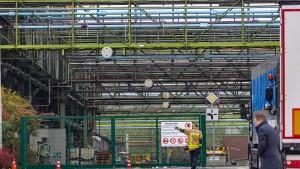 Frankfurt braucht alle Industrieparks für Chemiebetriebe