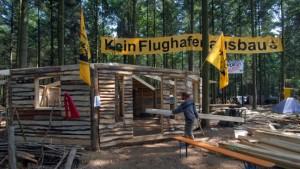 Warnung vor Eskalation im Kelsterbacher Wald