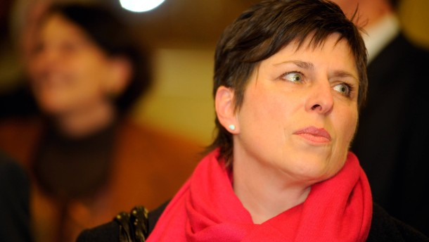 Landtagswahl  2009 - Stimmauszählung und Reaktionen der Frankfurter Spitzenkandidaten zum Ausgang der hessischen Landtagswahl