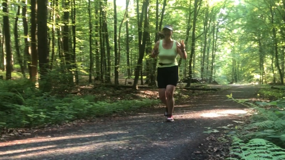 Der steinige Weg zum Marathon