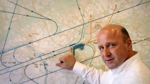 Fluglärmkommission für Lärmpausen-Regelbetrieb